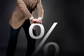 большие банковские проценты